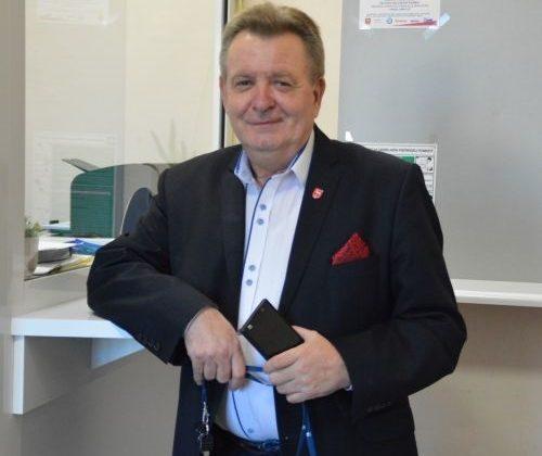 Zdjęcie Kazimierz Szymański