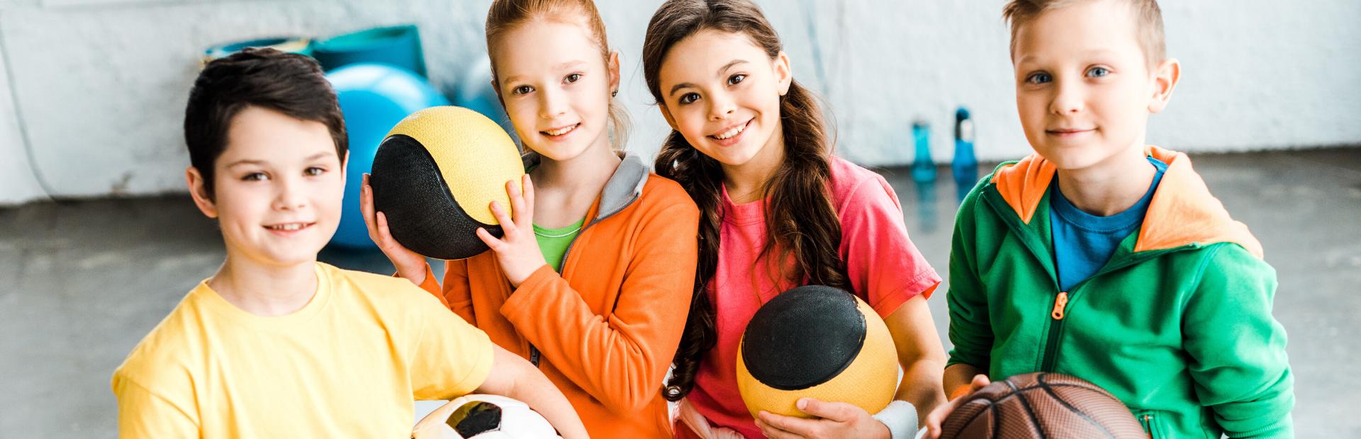 """Uruchamiamy Program """"Szkolny Klub Sportowy"""" we wszystkich szkołach."""